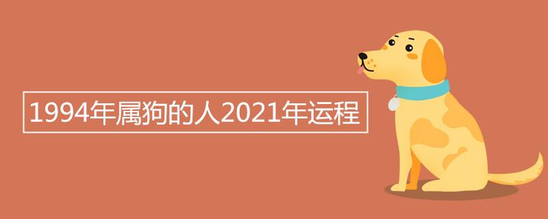 """994年属狗的人2021年运程"""""""
