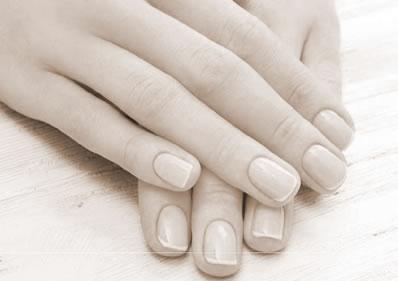 手相大全:手指甲