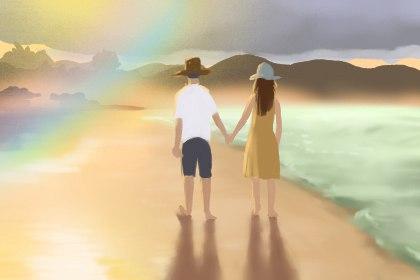 当路旁土遇到大林木如何 婚姻和谐
