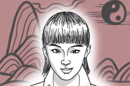耳边有痣的女人 感情方面不错