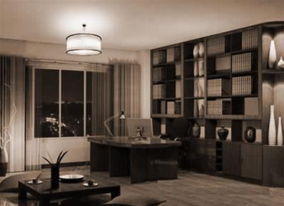 居家风水:书房布置的常见问题