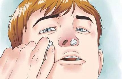 面相鼻子发红是什么原因