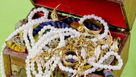 做梦梦见金银财宝是什么征兆 说明什么