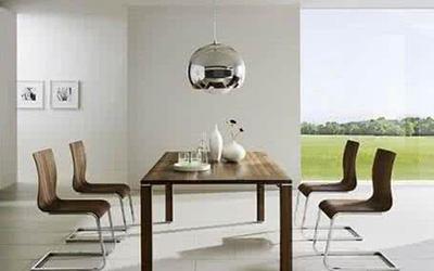 餐桌什么形状风水好 摆放要注意什么