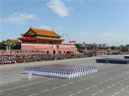 2020国庆节有阅兵式吗?历年十一国庆阅兵盘点!