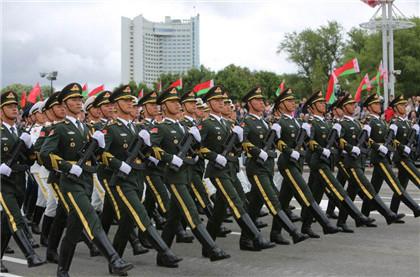 2020年国庆节有阅兵活动吗?谁都有机会去参加阅兵吗?