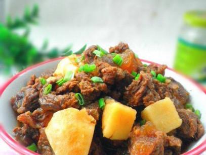 土豆炖牛肉的家常做法:土豆炖牛肉的家常做法?